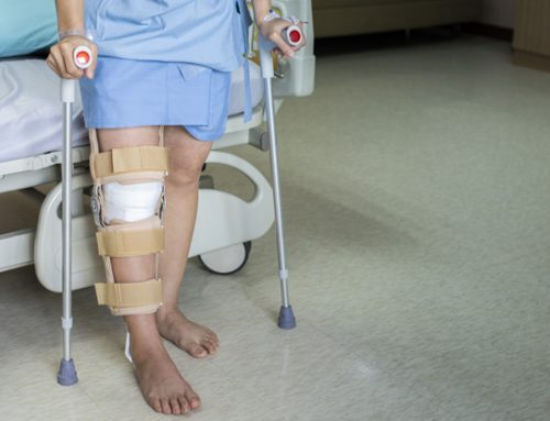 Why is Bracing Important When Healing From an Orthopaedic Injury?