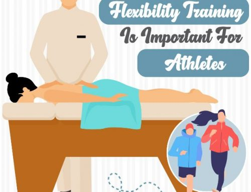 Why flexibility training is important for Athletes – Infographic